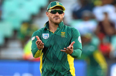 Overcome fear of failure: Faf du Plessis urges South Africa ahead of ICC Cricket World Cup 2019