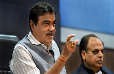 Exit polls are not final decision, but... says Nitin Gadkari
