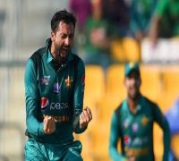 Junaid Khan posts picture with tape on mouth after World Cup exclusion