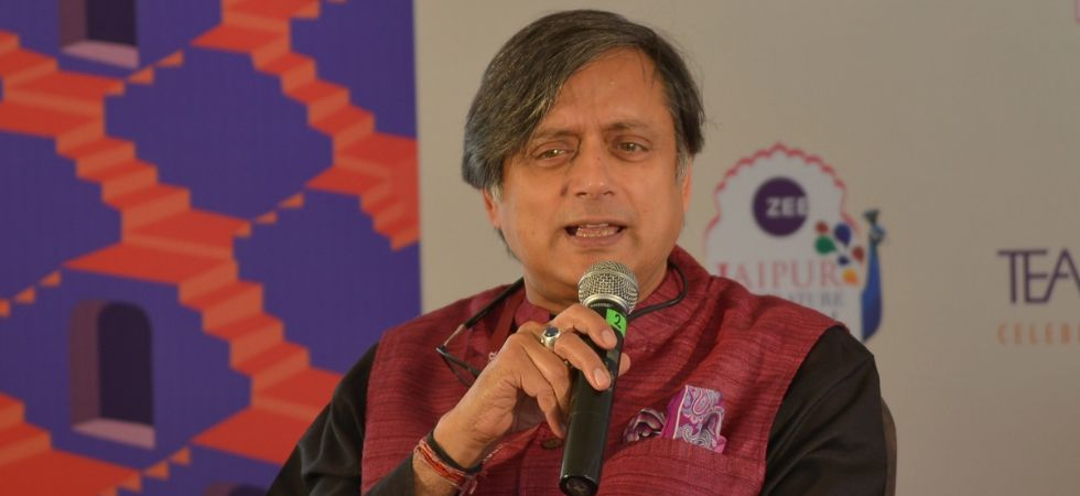 'In India many people don't tell pollsters the truth fearing they might be from the Government,' Tharoor said on Twitter.