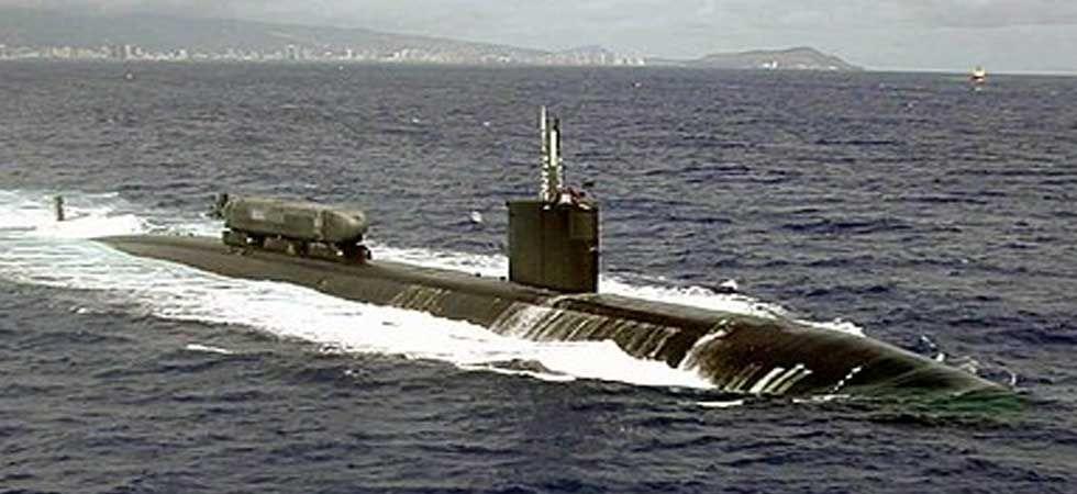 File photo of USS Florida submarine (Courtesy: Wikipedia)