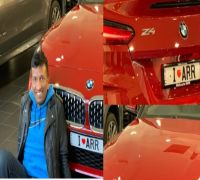 AR Rahman fan dedicates new car to his icon in special way; gets heartfelt reply