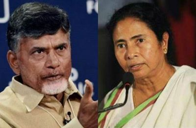 Chandrababu Naidu to meet Mamata for post-poll alliance talks in Kolkata today