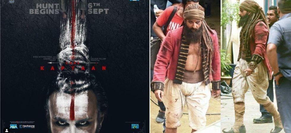 Saif Ali Khan to play 'Naga sadhu' in upcoming movie Laal Kaptaan'