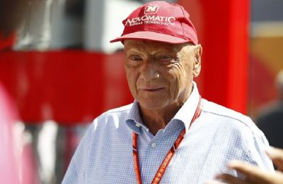 Legendary Formula One Champion Niki Lauda dies at 70