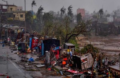 Cyclone-ravaged Odisha seeks donation from foreigners, NRIs