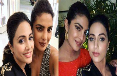 Desi girl Priyanka Chopra praises Hina Khan, wishes her luck: know more