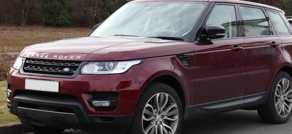 Range Rover Sport (Photo Credit: Twitter)