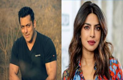 I had told Priyanka Chopra that we will adjust the dates of Bharat for her: Salman Khan
