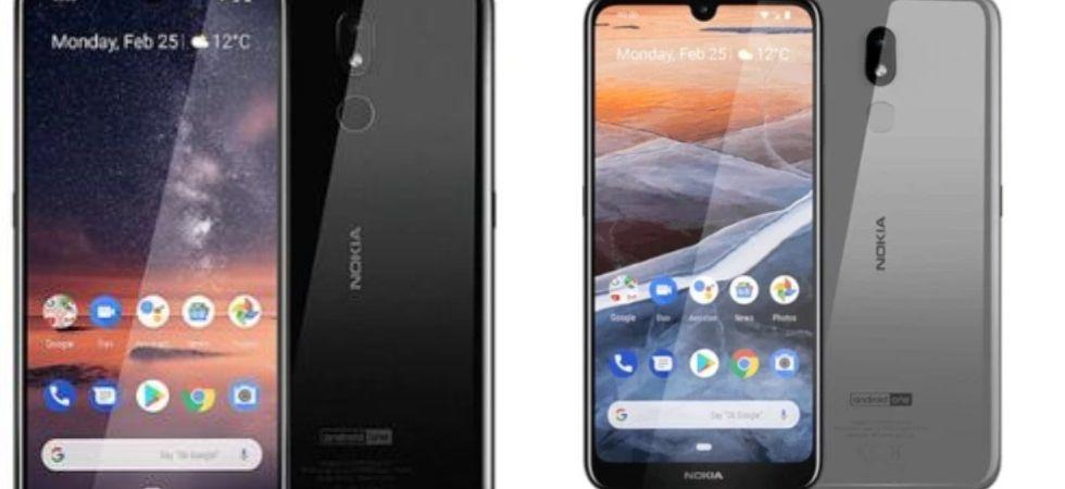 Nokia 3.2 (Photo Credit: Twitter)