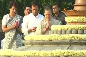 Rajiv Gandhi's 28th death anniversary: Congress to hold commemorative programmes