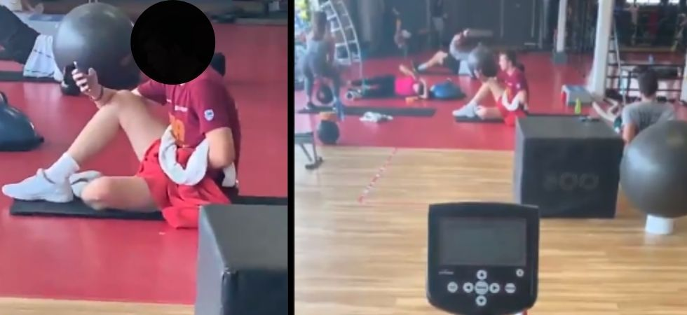 Man banned from gym for life (Photo: Twitter\@heleneargy)