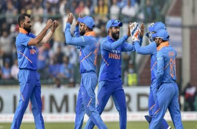 ICC World Cup 2019   Indian team touchdown London; here are pictures