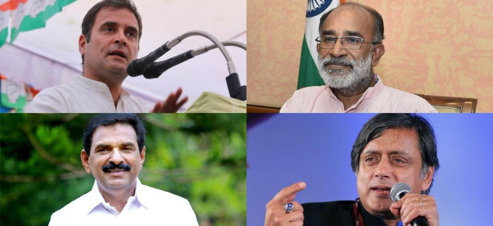 Lok Sabha Elections 2019: List of key candidates in Southern state of Kerala  (File Photo)