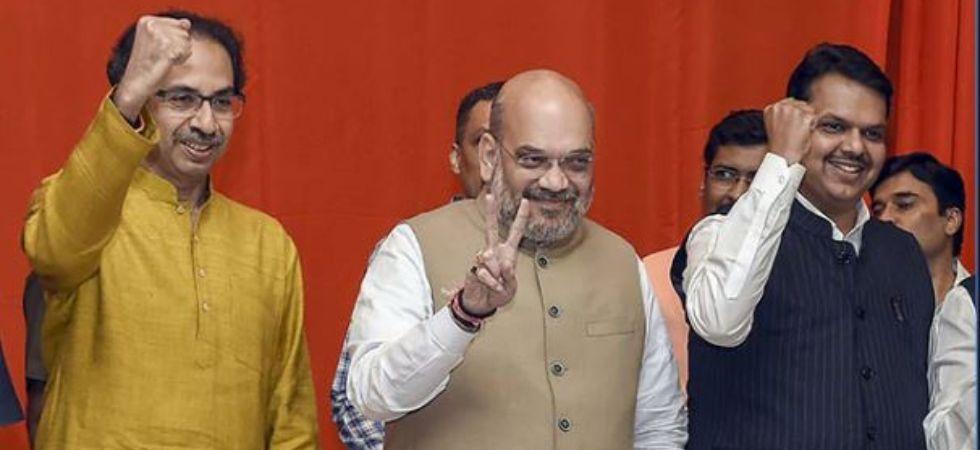 Maharashtra Lok Sabha Election 2019 Results (File Photo)