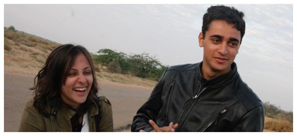 Imran Khan and wife Avantika (Photo: Instagram)
