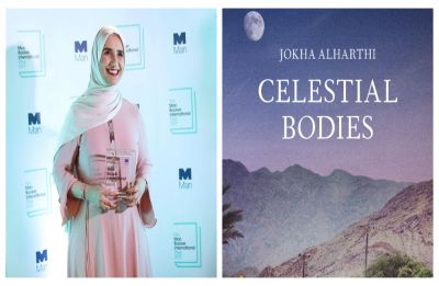 Jokha Alharthi, first female Omani novelist wins 'Man Booker Literature Prize' for 'Celestial Bodies'