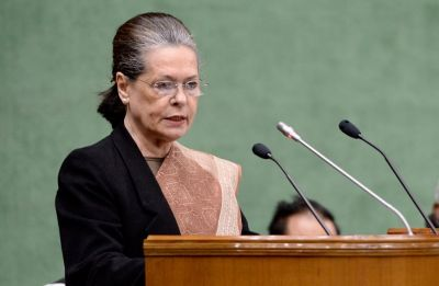 Sonia Gandhi to meet Congress brass today to plan strategies for D-day