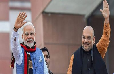Lok Sabha Election Results 2019: BJP alone leading on 301 seats, Congress on 50 seats