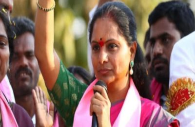 Telangana Lok Sabha Election Results: KCR's daughter Kavitha trailing from Nizamabad by over 31,000 votes