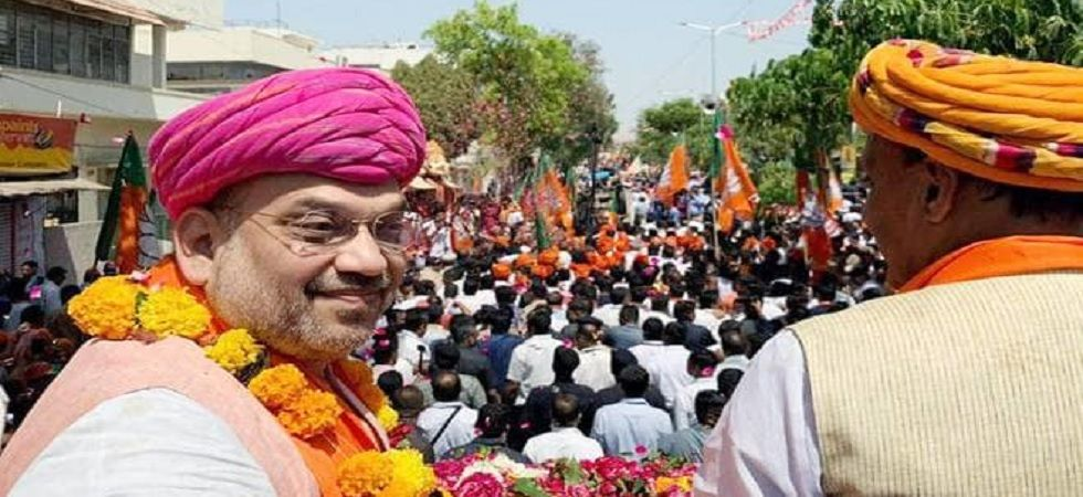 Bharatiya Janata Party president Amit Shah (Photo: Twitter/@AmitShah)