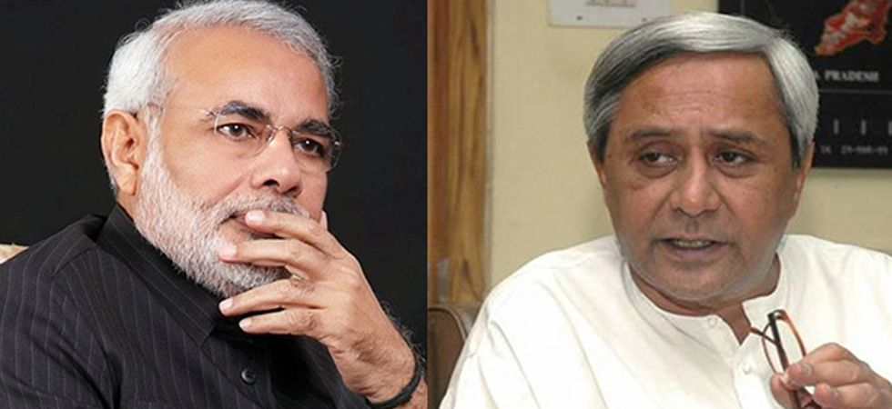 PM Modi and Odisha CM Naveen Patnaik