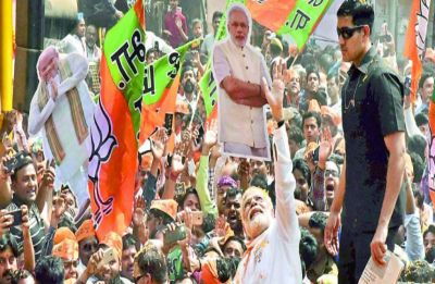 Lok Sabha Elections Results: BJP juggernaut unstoppable in UP, Modi leads by 20,000 votes in Varanasi