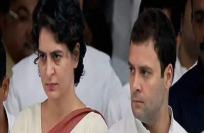 Lok Sabha Election 2019 Results: Congress in shambles, Priyanka Gandhi meets brother Rahul Gandhi