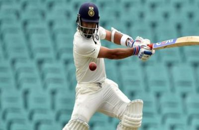 Ajinkya Rahane shines on county debut, scores a century for Hampshire