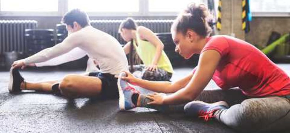Exercise may boost quality, duration of sleep in teens (File Photo)