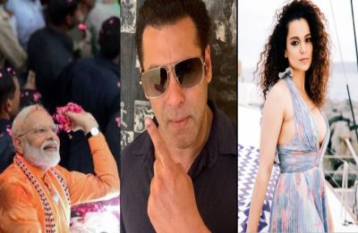 Lok Sabha 2019: From Salman Khan to Kangana Ranaut, here's how Bollywood celebs reacted