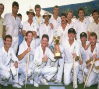 1987 World Cup: Australia lord over the old enemy