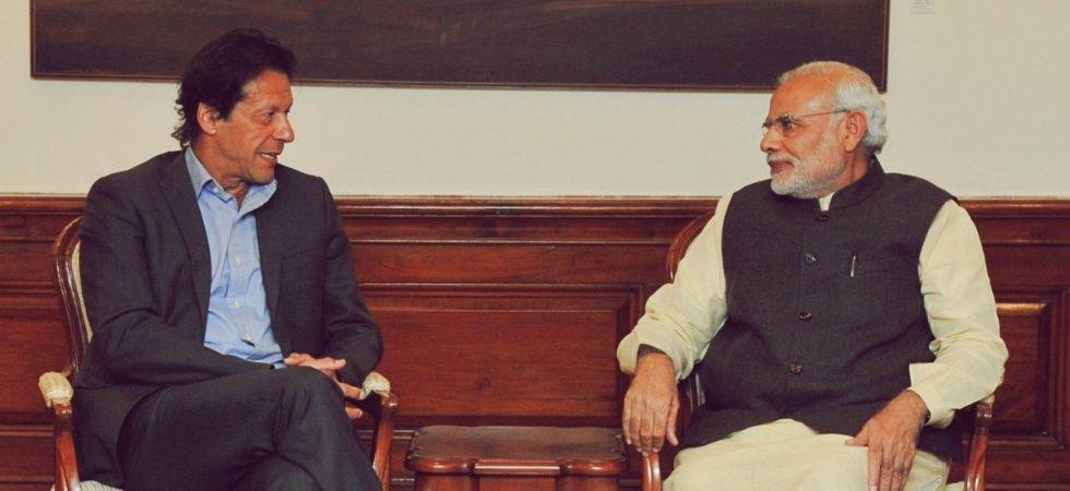 Prime Minister Narendra Modi on Friday responded to Pakistan PM Imran Khan's greeting
