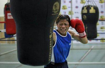 Mary Kom enters final of India Open Boxing tournament, all-Indian men's final in seven categories