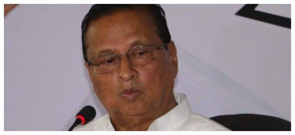 Odisha Pradesh Congress Committee (OPCC) president Niranjan Patnaik