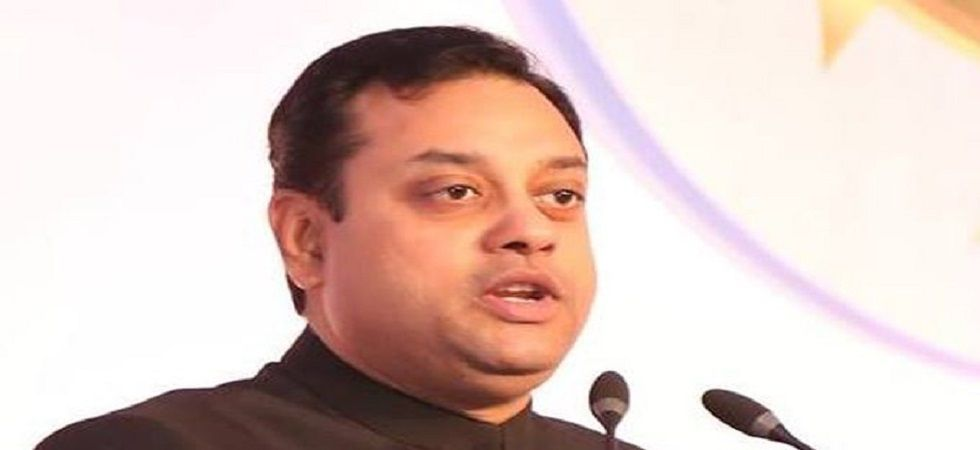 Sambit Patra of the BJP put up a tough fight but he lost by a margin of close to 12000 votes against Pinaki Mishra of the Biju Janata Dal in Puri in the Lok Sabha Elections of 2019. (Image credit: Twitter)