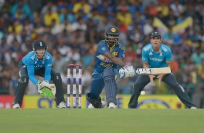 Kumar Sangakkara believes England's tour to Sri Lanka is on despite recent Easter terror attacks