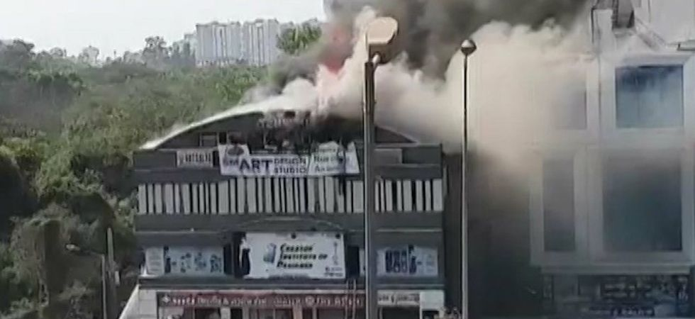 At least 18 students have been killed in the fire