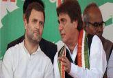 Uttar Pradesh Cong chief Raj Babbar sends resignation to Rahul Gandhi
