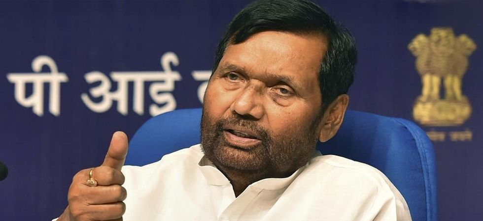 Ram Vilas Paswan further said he had predicted victory of his ministerial colleague Smriti Irani.