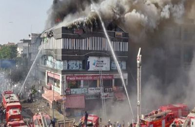 Of charred bodies and burnt dreams: Killed in Surat fire, most students were expecting their board results