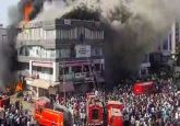 Surat Fire: Death count reaches 21, coaching centre illegally constructed, FIR registered against 3
