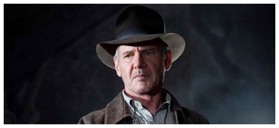 Harrison Ford as Indiana Jones (Photo: Instagram)