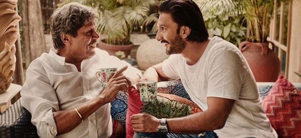 Kapil Dev and Ranveer Singh to stay together for 10 days