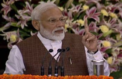 Restrain from giving unnecessary remarks, Narendra Modi advises NDA lawmakers