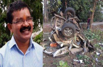 Maoist, accused of killing BJP MLA Bhima Mandavi in Dantewada, gunned down in encounter