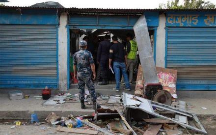 Nepal: Three dead, six injured in two explosions in Kathmandu