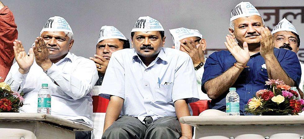 The Aam Aadmi Party (AAP) lost on all seven Lok Sabha seats in Delhi by huge margins. (File)