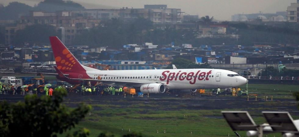 SpiceJet airline (File Photo)