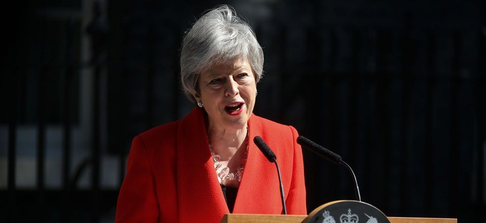 British Prime Minister Theresa May (File Photo)